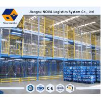 China Powder Coated Multi Tier Racking System wholesale