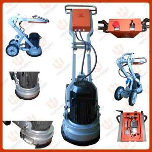 China 2.2KW Concrete Floor Grinding Machine For Floor Edge And Small Floor Area wholesale