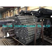 Quality ASTM A519 4130 4140 +N  Q+T Seamless Drilling Steel Pipe for Geological Exploration for sale