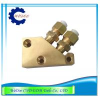 China Block For Pipe Fitting Mitsubishi EDM Spare Parts Connected  X268D658H01 wholesale