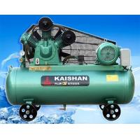 11kw 43cfm portable piston air compressor with motor for Motor driven air compressor