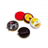 China Round Metal Storage Containers Shoe Polish Tin With Different Versions wholesale