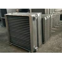 Buy cheap Customized Size Finned Tube Heat Exchanger , Refrigerator Heat Exchanger from wholesalers