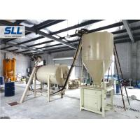 China Automatic Feeding Dry Mix Mortar Production Line With River Sand Cement Fly Ash Material wholesale