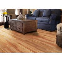 China Environmentally Friendly Living Room Wooden Floor Maple Material Sound Absorption​ wholesale