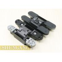 China High Load Capacity Invisible Door Hinges 160 * 28 * 28 * 32mm Slide Bearings wholesale