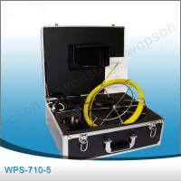 China 6mm Color Video Camera For Pipeline Video Inspection Borescope WPS710N5 wholesale
