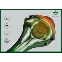 Buy cheap Premium BorosilicateGlass Smoking Tubes Orange Mushroom Shape GP-011 from wholesalers