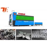 China CNC Laser Metal Cutting Machine 250 mm Z Axle Stroke wholesale