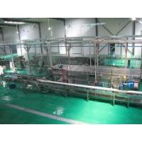 China pasteurization and cooling tunnel wholesale
