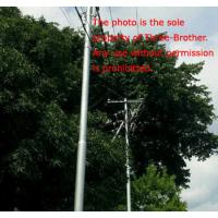 China Swaged electric power distribution pole wholesale