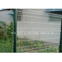 China Rot Proof Triangle Fence Panel Low Carbon Steel Wire High Strength Wear Resistance wholesale