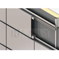 China External Wall Decorative Aluminum Cladding Panels wholesale