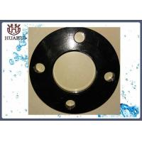 China Detachable Ductile Iron Pipe Fittings Forged Steel Flanges DN600 Flat Sealing Surface wholesale