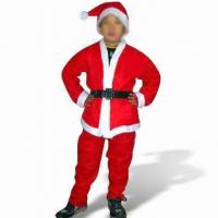 China Christmas Costume Set, Made of Non-woven, Adult Sizes are Available wholesale