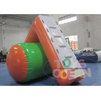 China V Model Inflatable Water Game 0.9mm PVC Tarpaulin 2 Years Warranty wholesale