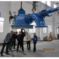 China Reliable Turgo Turbine , Turgo Water Turbine Generator For Hydro Power Plant wholesale
