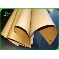 Buy cheap 70 / 80 gsm moisture-proof good printing Sack kraft Brown paper for bags from wholesalers