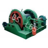China High Performance Lebus Grooved Drum For Electric / Power Lifting Winch wholesale
