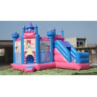 China Inflatable castle / jumping castle house / inflatable princess castle and slide wholesale