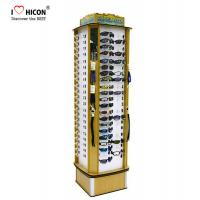 China Shopper Marketing Sunglasses Display Commercial Wooden Sunglass Display Stand wholesale