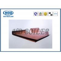 China Carbon Steel Alloy Steel Water Wall Panels / Water Cooling Wall ASME Standard wholesale