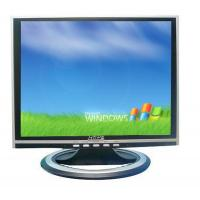 Silver Frame 15 HDMI LCD Monitor HD Picture With Square Screen of item ...