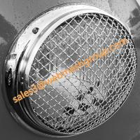 Buy cheap VW(Volkswagen) Headlight Grilles Mesh (180mm & 220mm Diameter) from wholesalers