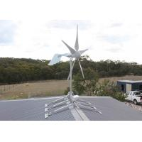 China Energy Equipment On Grid Wind Turbine 1500 Watts With Hydraulic Tower on sale