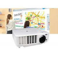 Buy cheap Ceiling Mount Digital RGB Video LED Projector 3800 Lumens For Business / Home from wholesalers