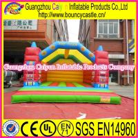 China Inflatable Truck Jumper For Events Party wholesale