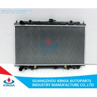 China Auto Aluminum Nissan Radiator for NISSAN B17C AT Efficient Engine Cooling on sale