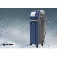 China 1 - 10Hz Medical 808nm Diode Laser Hair Removal Machine for Lip / Bikini / Leg wholesale