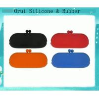 China Soft travelling silicone sun-glasses bags wholesale