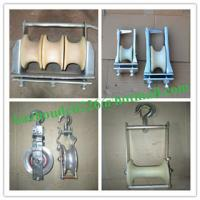 China best quality Corner Blocks,Cable Block, Use Cable Pulling Sheaves on sale