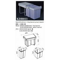 Quality Trash Can|Kitchen Can|Cabinet Can|Garbage Can|Waste Can KDB011 for sale