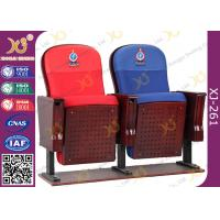 Buy cheap Church Furniture Type Auditorium Chairs For Bishop Antique Design from wholesalers