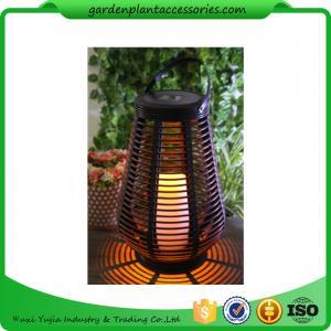 China Decorative Solar Garden Lights , Vase Shaped Solar Lights For Outside wholesale