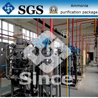 China Ammonia Decomposition Generator Gas Purifier System High Performance wholesale