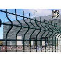 China 1.8m height X 3.0m Width PVC coated Welded Wire Mesh Fence Panels wholesale