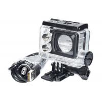 China Sjcam Sj7 Star Case Housing with Touch Backdoor and USB Cable wholesale
