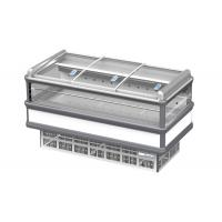 China Commercial Combination Chest Freezer  276 Litre to 580 Litre , For Supermarket Built In Compressor wholesale