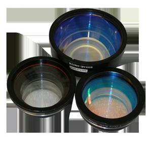 China F Theta Lens Fiber Laser Machine Parts High Precision CE Certification wholesale