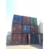 Buy cheap 40 Size Second Hand Storage Container Houses Conversion And Durable from wholesalers