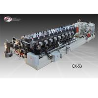 Buy cheap High Toque Two Screw Extruder / CPM Powder Coating Twin Screw Extruder from wholesalers