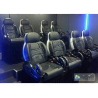 China Spill Proof 7D Cinema System With Interactive Shooting Gaming System For Party wholesale