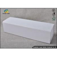 China Custom Color Foldable Gift Boxes Fashion Paper Wine Box ISO14001 Certificated wholesale