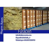 Quality Surface Sterilization Powder Furacilin For Antimicrobial : 59-87-0 for sale