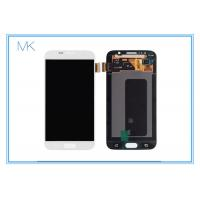 white samsung galaxy s6 lcd display touch screen digitizer for galaxy s6 active of item 105846346. Black Bedroom Furniture Sets. Home Design Ideas