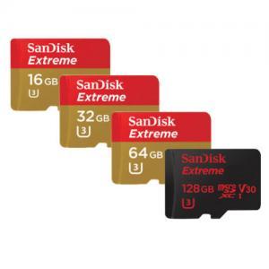 China 16GB 32GB 64GB 128GB Micro SD SDHC Micro SDXC Extreme Class10 Memory Card 4K wholesale